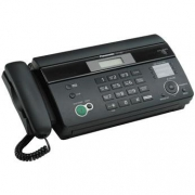Телефакс Panasonic KX-FT988RU-B (черный)